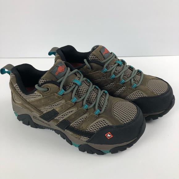 8ecaac87339 Merrell Moab 2 Vent Waterproof Comp Toe Shoes NEW